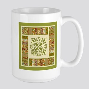 PATCHWORK PERFECTION Large Mug