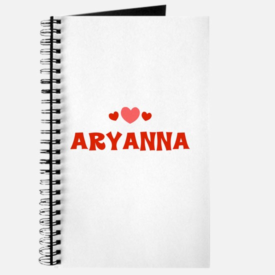 Aryanna Journal
