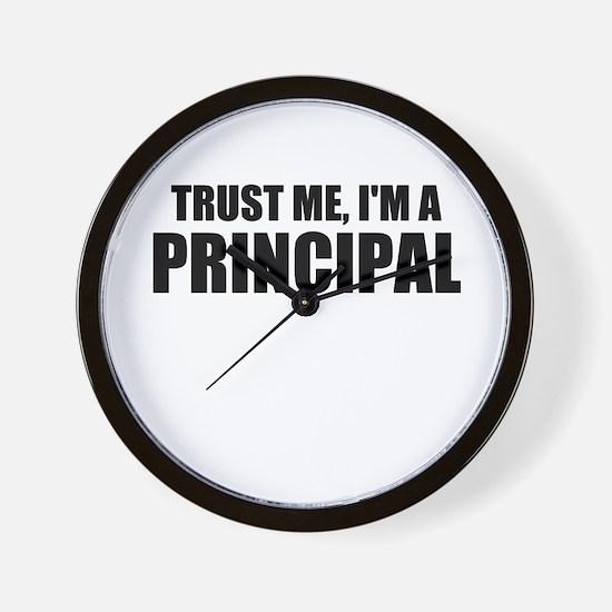 Trust Me, I'm A Principal Wall Clock