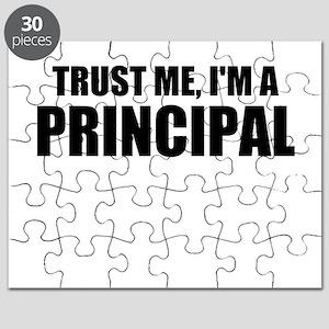 Trust Me, I'm A Principal Puzzle