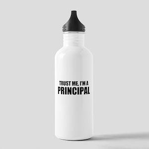 Trust Me, I'm A Principal Water Bottle