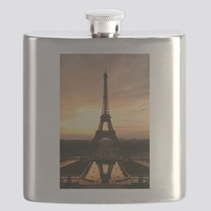 Eiffel Tower Paris Flask