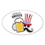 Drink Up America Sticker