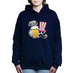 Drink Up America Women's Hooded Sweatshirt