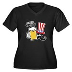 Drink Up America Plus Size T-Shirt