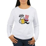 Drink Up America Long Sleeve T-Shirt