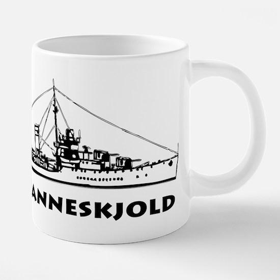 Ragnar Danneskjold Mugs