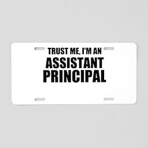 Trust Me, I'm An Assistant Principal Aluminum Lice