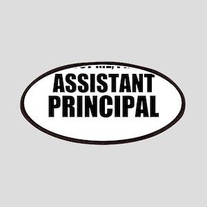 Trust Me, I'm An Assistant Principal Patch