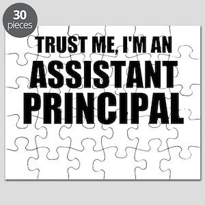 Trust Me, I'm An Assistant Principal Puzzle