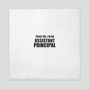 Trust Me, I'm An Assistant Principal Queen Duvet