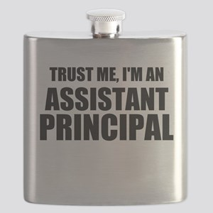 Trust Me, I'm An Assistant Principal Flask