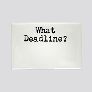 What Deadline Magnets