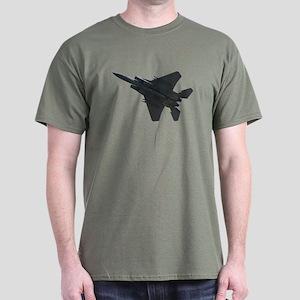 McDonnell Douglas F-15 Eagle Dark T-Shirt