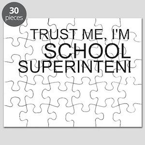 Trust Me, I'm A School Superintendent Puzzle