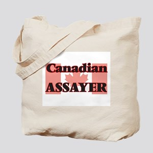 Canadian Assayer Tote Bag