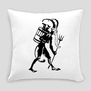 Krampus 008 Everyday Pillow