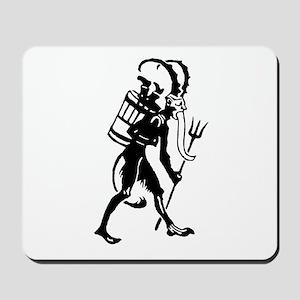 Krampus 008 Mousepad