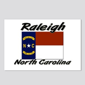 Raleigh North Carolina Postcards (Package of 8)