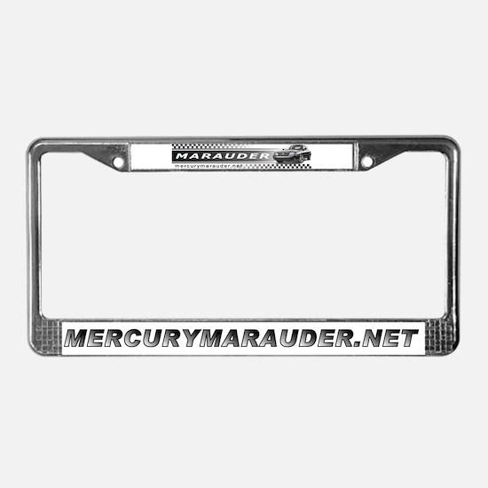 MM.Net License Plate Frame