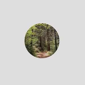 Forest Trail Mini Button