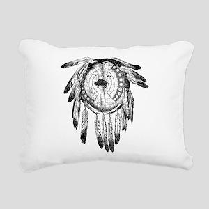 Dream Catcher Rectangular Canvas Pillow