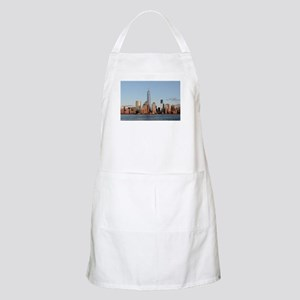 Lower Manhattan Skyline, New York City Apron