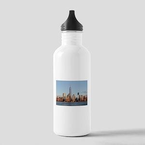 Lower Manhattan Skylin Stainless Water Bottle 1.0L