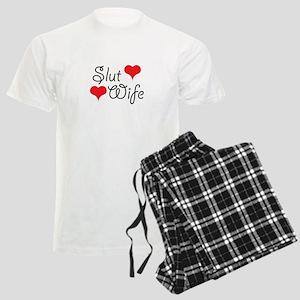 Slut Wife Men's Light Pajamas