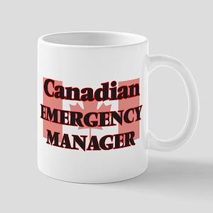 Canadian Emergency Manager Mugs