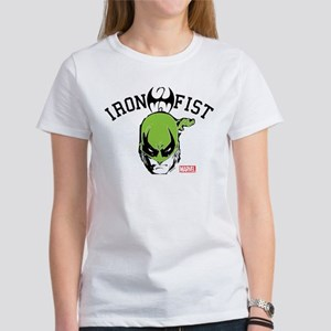 Iron Fist Head Women's T-Shirt