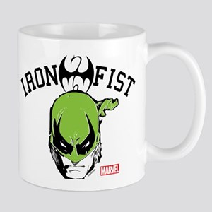 Iron Fist Head Mug