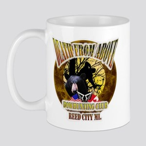 Death From Above Mug