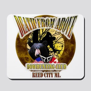 Death From Above Mousepad