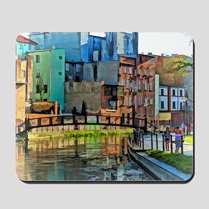 Reflections of Venice Mousepad