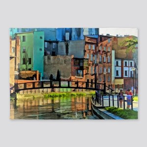 Reflections of Venice 5'x7'Area Rug