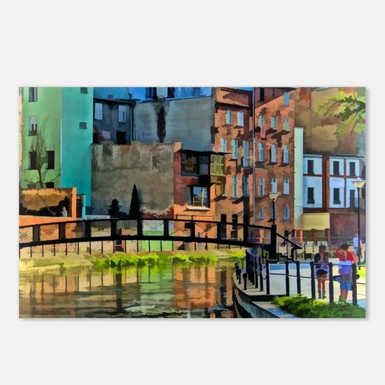 Reflections of Venice Postcards (Package of 8)