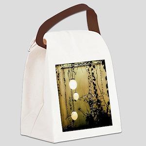 A Quiet Place Canvas Lunch Bag