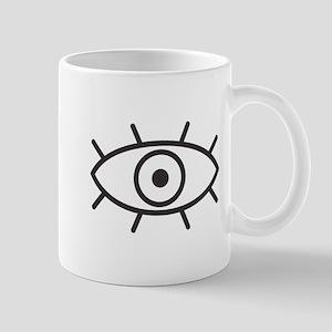 All Seeing Eye Mugs