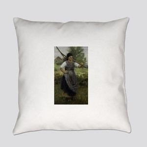 BohemianPeasant Everyday Pillow
