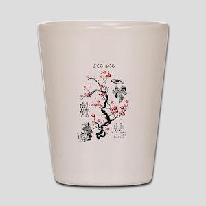 Sakura Sakura Shot Glass