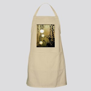 A Quiet Place Apron