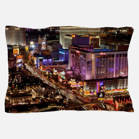 LAS VEGAS 2 Pillow Case
