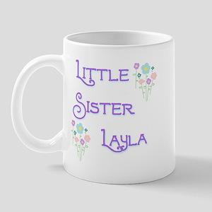 Little Sister Layla Mug