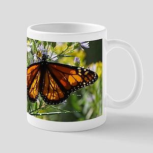 Sunshine Monarch Butterfly Mug