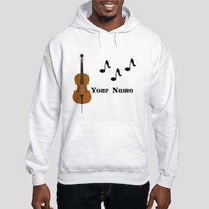 Cello Music Personalized Sweatshirt