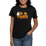 Happy HalloWEINER Women's Dark T-Shirt