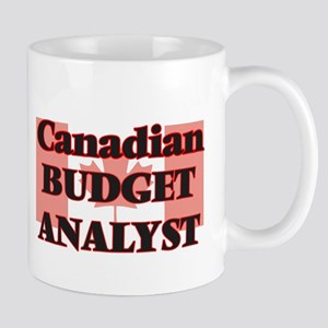 Canadian Budget Analyst Mugs