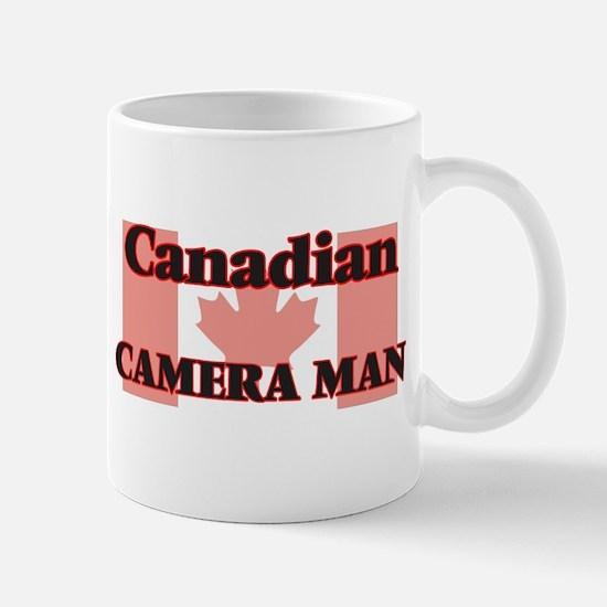 Canadian Camera Man Mugs