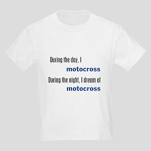 I Dream Motocross Kids Light T-Shirt